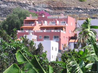 Splash Gomera - Accommodation - Bellavista Appartments
